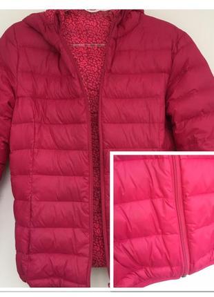 Двухсторонняя куртка-пуховик zara