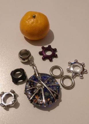 Кольца-держатели для шарфа,платка,набор,одним лотом-цена за набор
