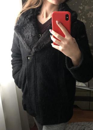 Зимнее пальто new look