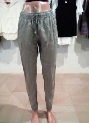 Домашние штанишки сеые