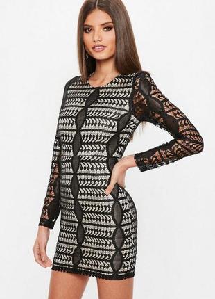 Обалденное кружевное платье
