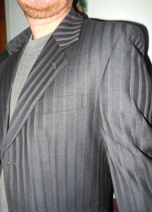Праздничный классический мужской костюм на свадьбу, новый год, корпоратив бал