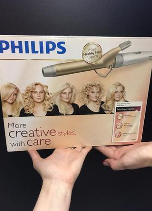 Стайлер для волос philips.