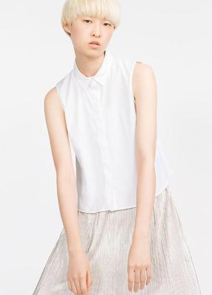 Блуза м zara