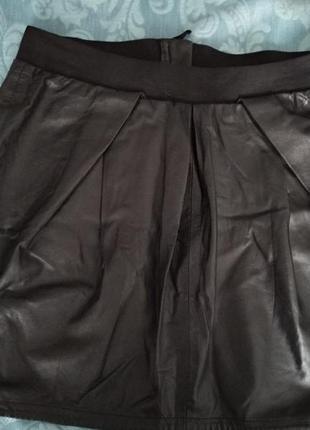 a45a69d23962 Женские костюмы с юбкой из натуральной кожи 2019 - купить недорого ...
