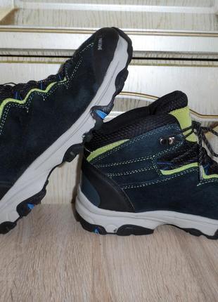 Треккинговые ботинки, кроссовки meindl minnesota pro gtx , 38р., 24,5см.