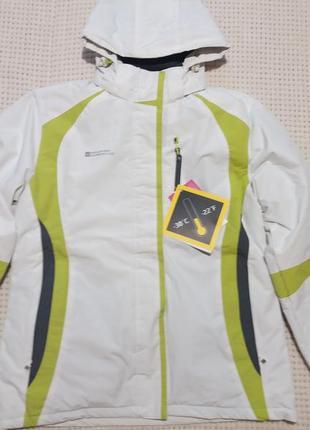 Акция. зимняя лыжная куртка mountain warehouse, размер l-xl