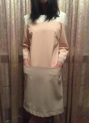 Стильное платье андре тан