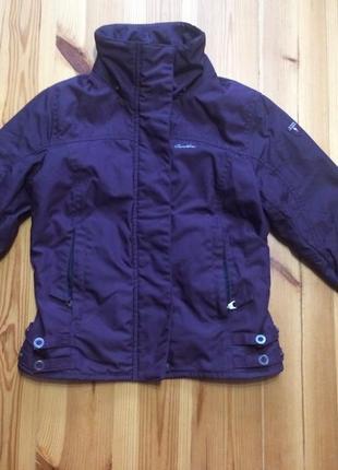 Продам тёплую фирменную куртку