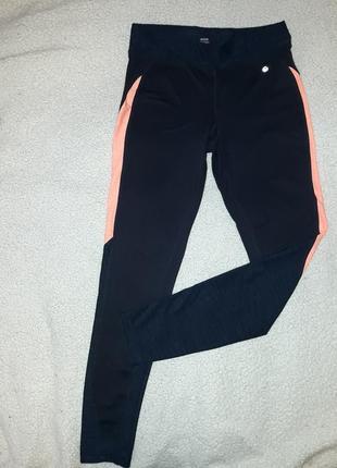 Шикарные спортивные лосины штаны.