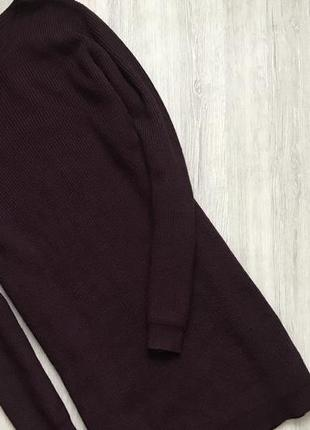 Актуальное вязаное платье прямого покроя красивого цвета dorothy perkins