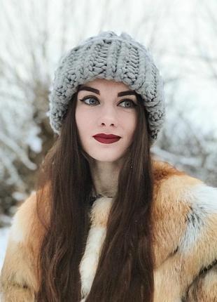 Мериносова шапка