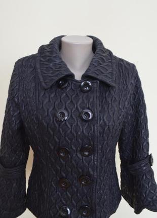 Очень классная шикарная модная курточка рифленный верх автоледи paraphrose