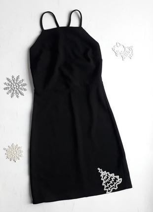 Маленькое чёрное платье s