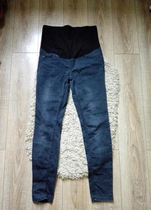 Фирменные джинсы для беременных mama от h&m