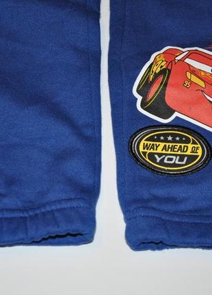 Утепленные штаны disney на 3 года4 фото