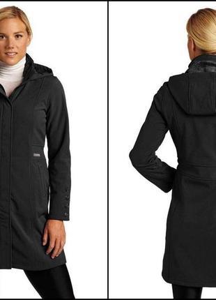 Merrell geraldine coat софтшелл женская куртка парка оригинал (l) сост.идеал