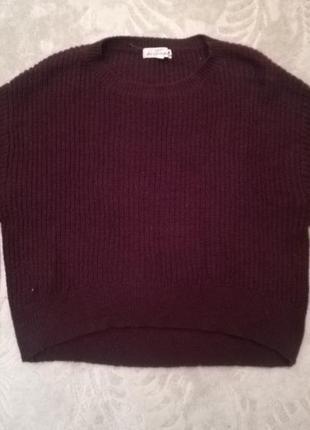 Теплый свитер new yorker