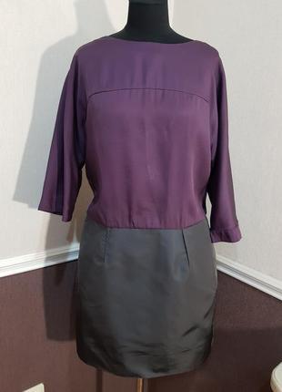 Красивое нарядное шелковое платье marni оригинал
