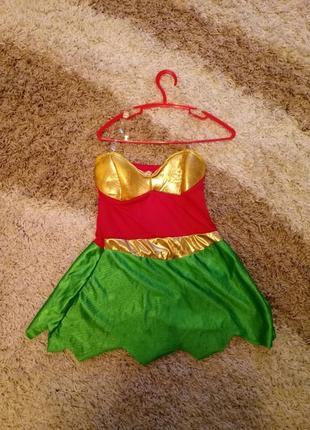 Карнавальный костюм фея, динь-динь