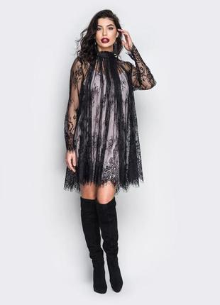 Гипюровое нарядное платье molegi