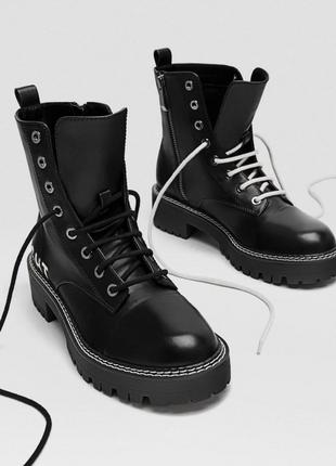 Фирменные крутые ботинки р.39