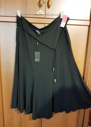 Новая!!! с биркой!!! красивая миди юбка размера 52-54