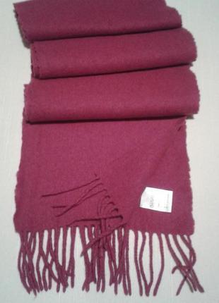 Шарф bellantare шерстяной тканый +160 шарфов и платков на странице