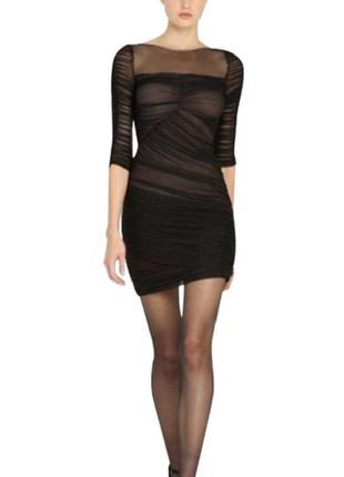 Оригинал bcbg max azria платье в обтяжку xs s 38 42