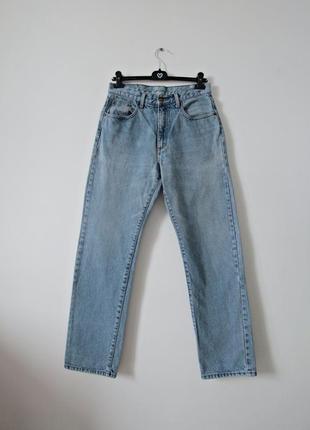 Идеальные базовые плотные джинсы lee cooper (как levis 501)