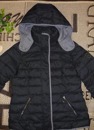 Куртка пуховик street one (р.38) курточка