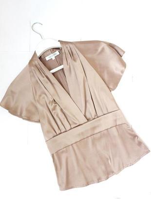 Блузка рубашка bessini