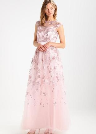 Шикарное вечернее платье на выпускнойм/ выпускное платье