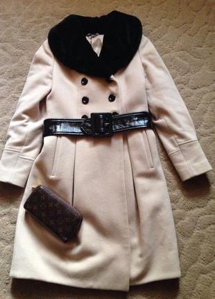 Элегантное итальянское пальто. плащ stella polare