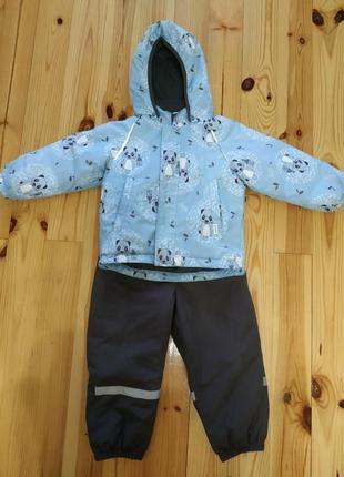 Зимний костюм комбинезон рейма лесси reima lassie