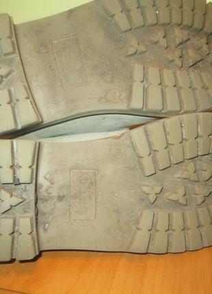 Ботинки dockers р.38.натур.нубук.оригина(легкое б/у)5