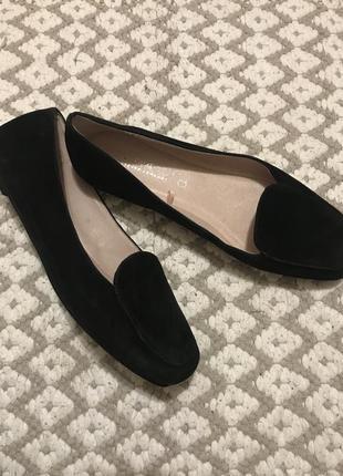 Туфли натуральная кожа next