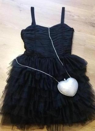 Коктейльное платье h&m