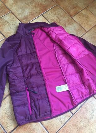 Курточка ветровка женская размер s crivit sports
