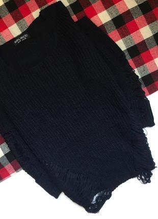 Темно-синий свитер primark