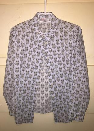 Рубашка valentino оригинал