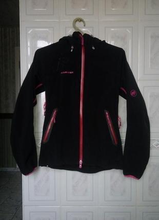 Mammut мембранная куртка cофтшел softshell