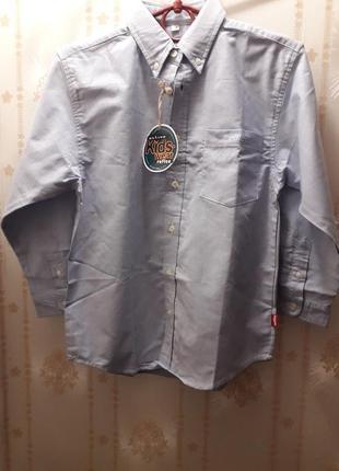 Трендовая рубашка на 11-12 лет reflex