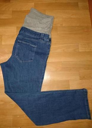 Отличные фирменые джинсы для беременных c&a