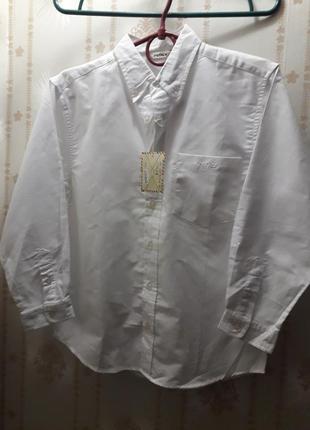 Фирменная рубашечка на 8 лет от немецкого бренда reflex