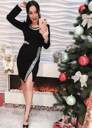 Платье вечернее платье новогодний наряд