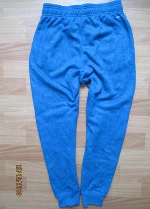 Утеплённые спортивные штаны adidas на 11-12 лет 2016г4 фото