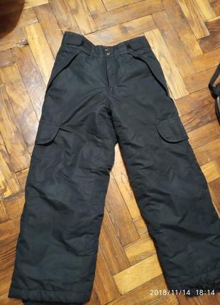 Термо штаны  р.122