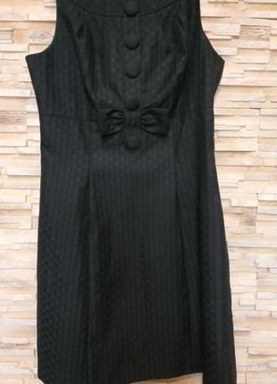 Платье стильное,ткань плотная