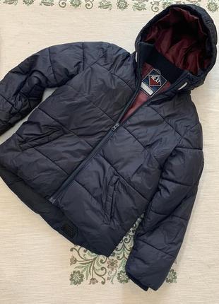 Зимняя куртка рост 134 см ( 9 лет)